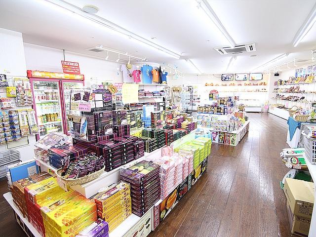 沖縄サンコーストホテル 売店