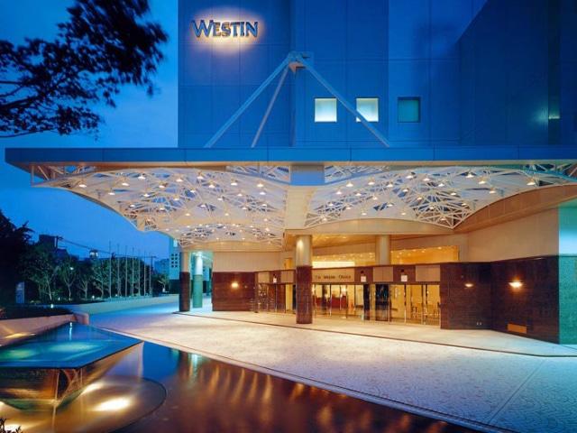 ウェスティンホテル大阪 外観