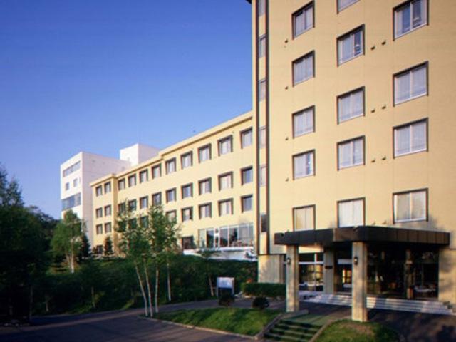 天都の宿 網走観光ホテル 外観