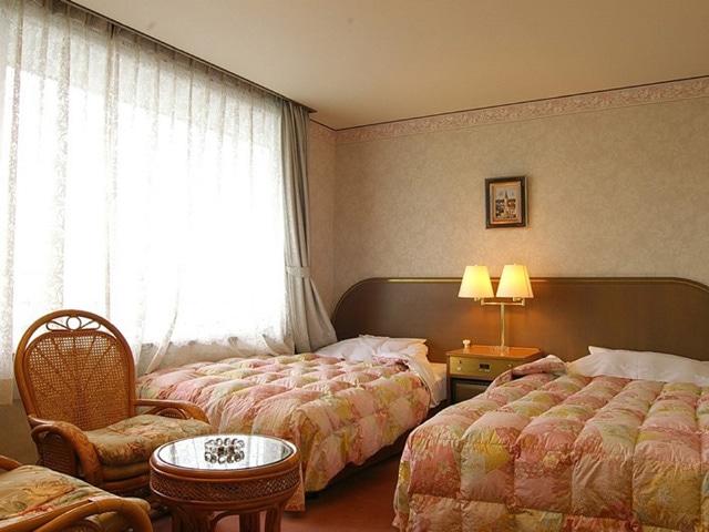 ホテル網走湖荘 洋室