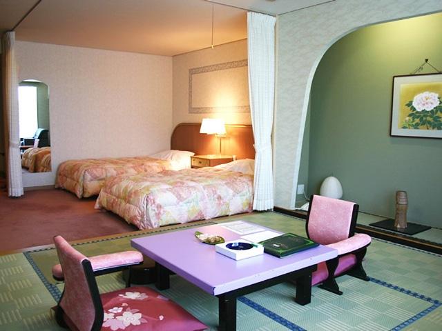 ホテル網走湖荘 和洋室