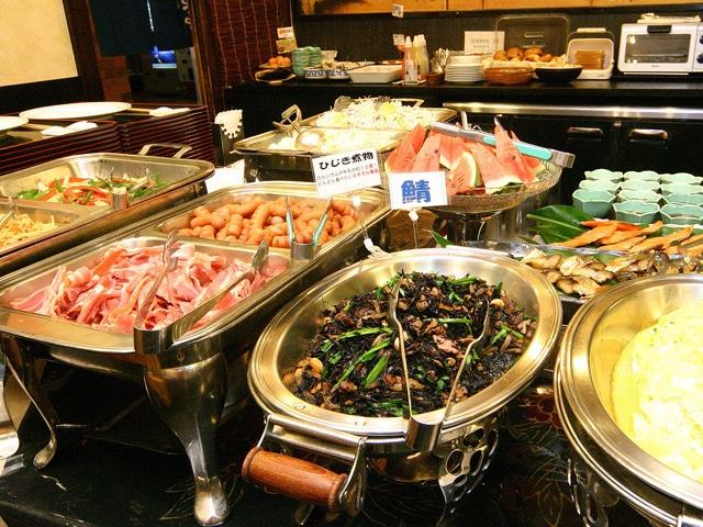 ホテル タイラ 朝食イメージ