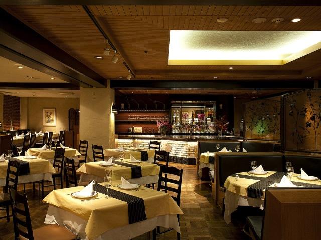 ニューオータニイン札幌 B1F レストラン フォーシーズン