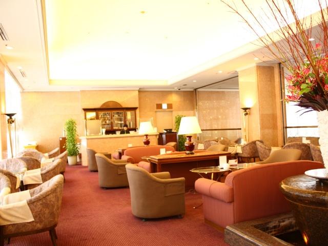 センチュリーロイヤルホテル ティーラウンジフォンテーヌ