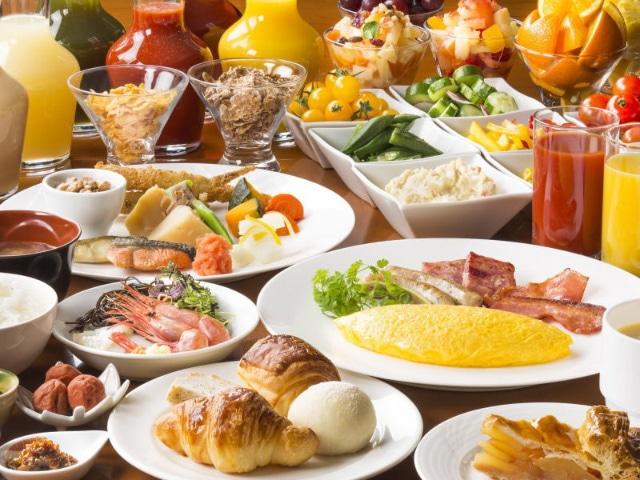 札幌グランドホテル 朝食 洋食・和食バイキング イメージ