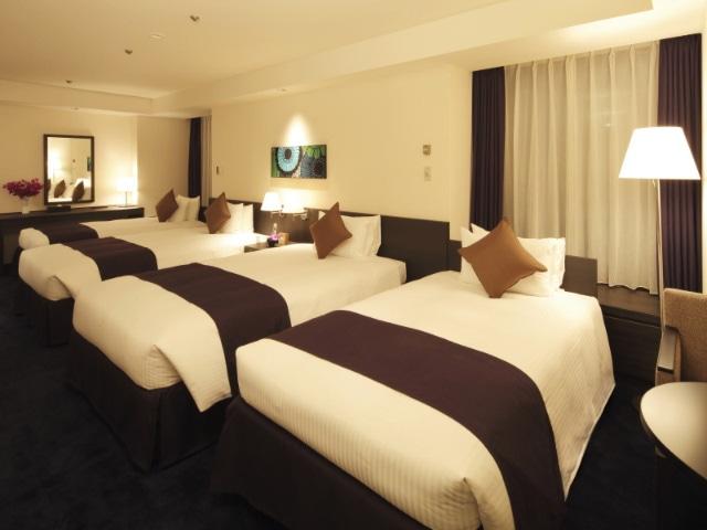 札幌グランドホテル 東館デラックスツインルーム