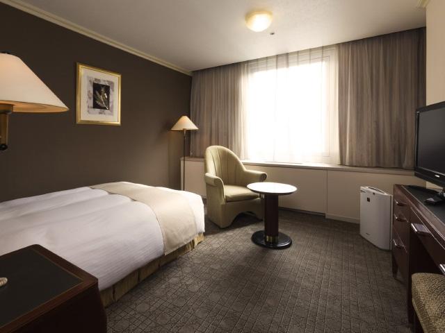 札幌グランドホテル 本館シングルルーム