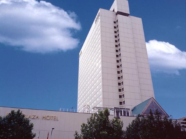 京王プラザホテル札幌 外観