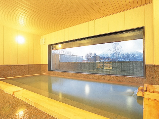 ニセコパークホテル 大浴場