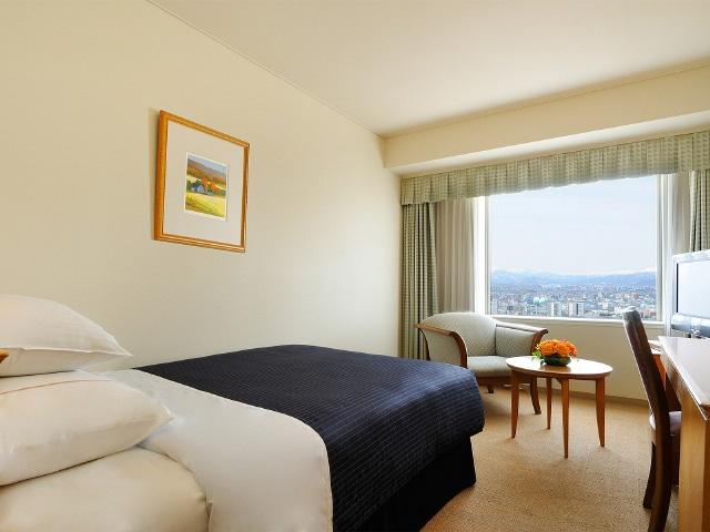 ホテルエミシア札幌 シングルルーム