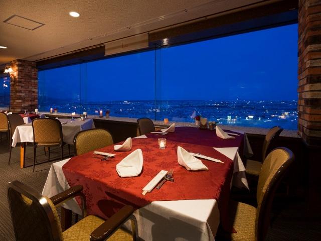旭川パークホテル レストラン「ルミネ」