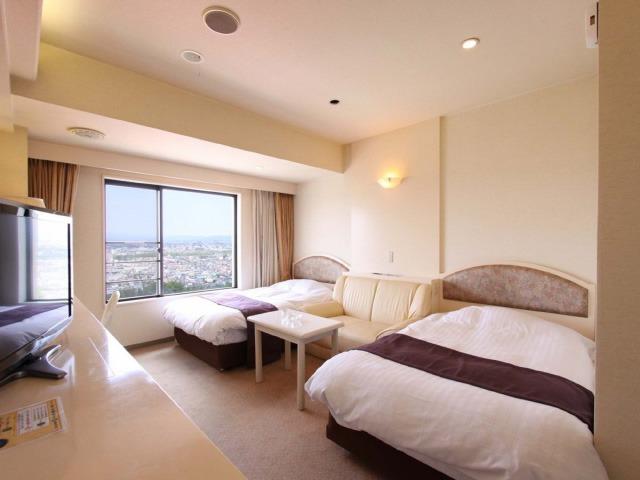 旭川パークホテル ツインルーム