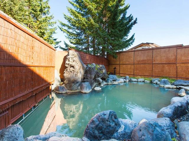 ザ・グリーンリーフ・ニセコビレッジ グリーンリーフ温泉「美人の湯」