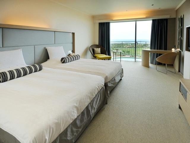 ラグナガーデンホテル ツインルーム一例