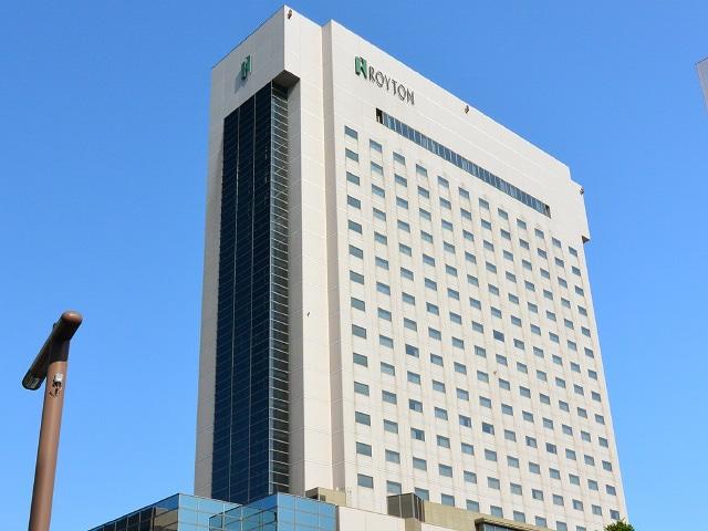 ロイトン札幌 外観