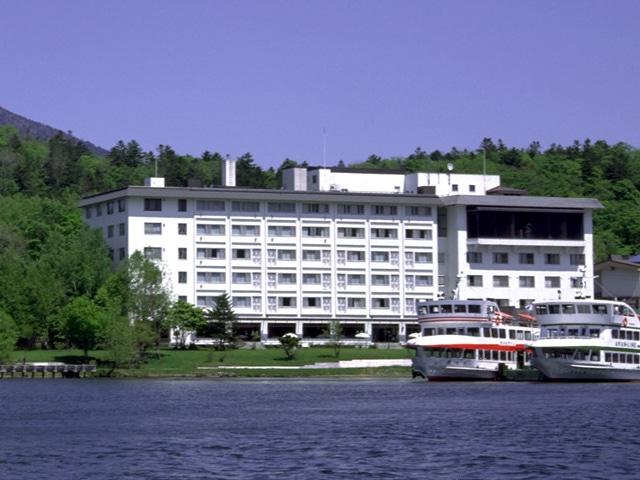 ホテル阿寒湖荘 外観