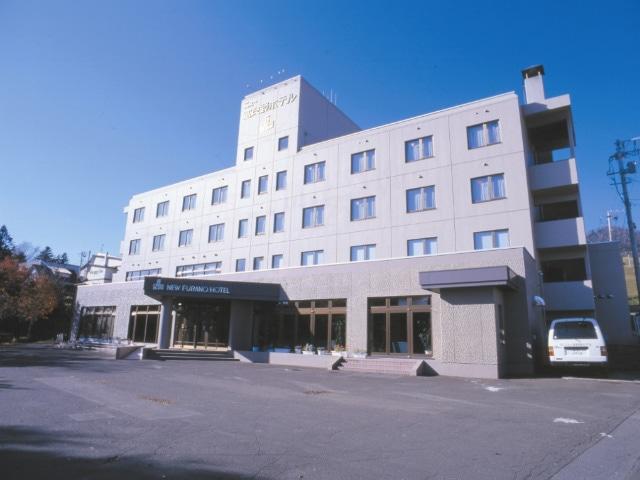 ニュー富良野ホテル 外観