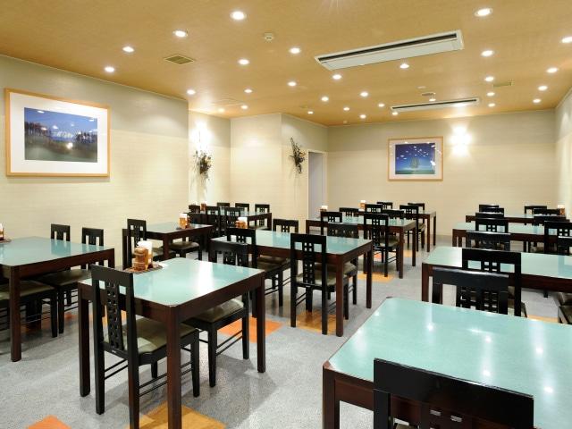 ニュー富良野ホテル レストラン(宿泊者専用)
