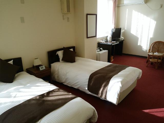 リゾートインノースカントリー ツインルーム
