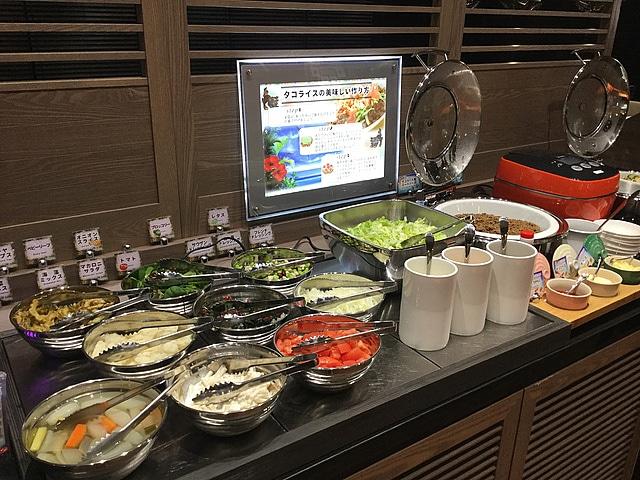 アルモントホテル那覇県庁前 朝食イメージ