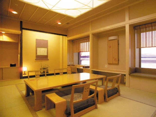 サロマ湖鶴雅リゾート 和室一例
