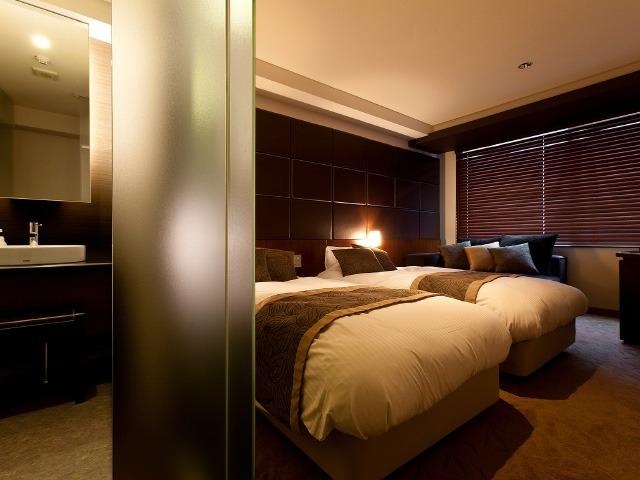 層雲峡温泉朝陽リゾートホテル モダン洋室(洋モダン)