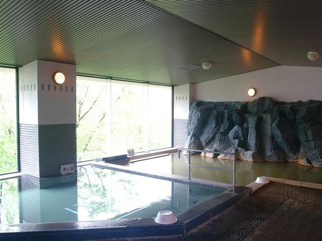 湯元白金温泉ホテル 大浴場