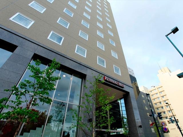 リッチモンドホテル帯広駅前 外観