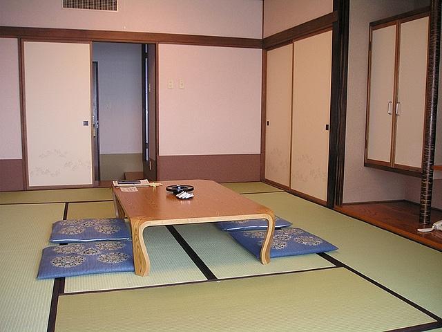 十勝幕別温泉グランヴィリオホテル 和室