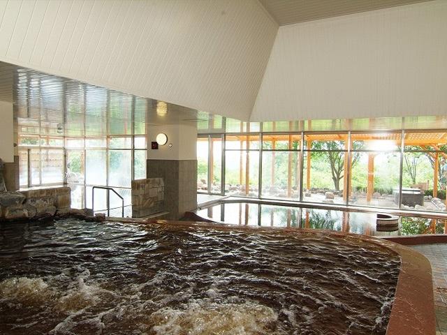 十勝幕別温泉グランヴィリオホテル 大浴場