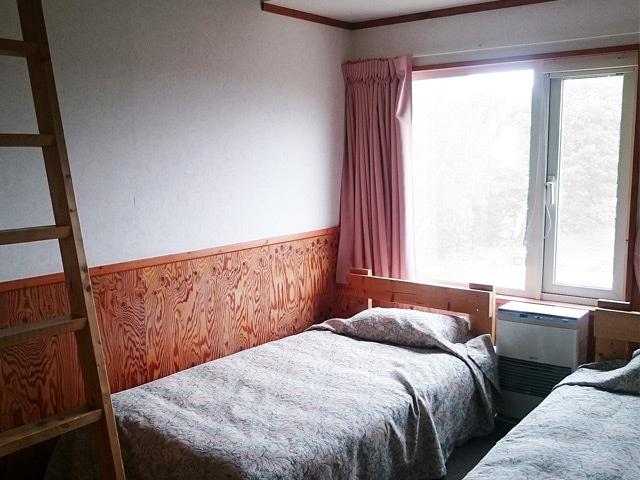 ペンションまろうど 客室一例