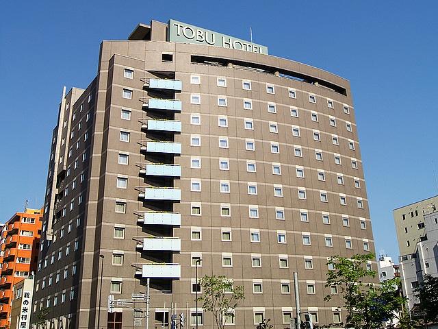 札幌東武ホテル 外観