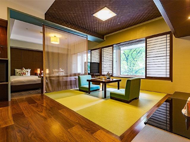 ホテルリソルトリニティ札幌 和洋室