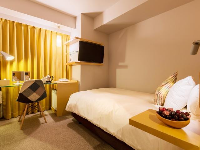 ホテルリソルトリニティ札幌 シングルルーム
