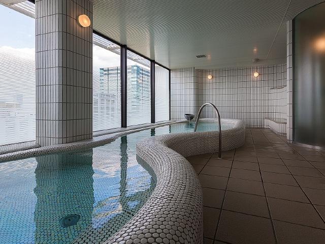 ホテルリソルトリニティ札幌 女性用展望大浴場「パークビュースパ」