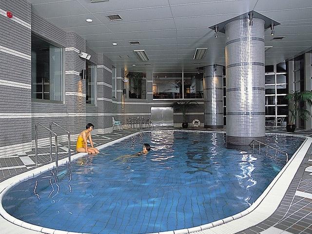 小樽朝里クラッセホテル 室内プール