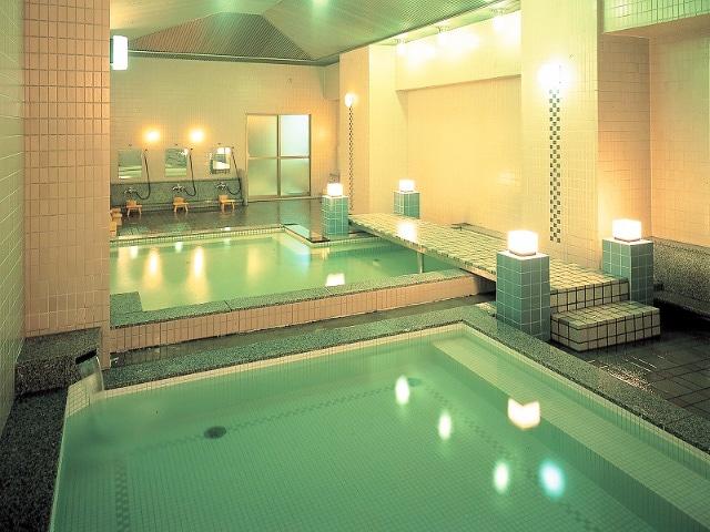 ホテルシューパロ 天然温泉「夫婦善哉」