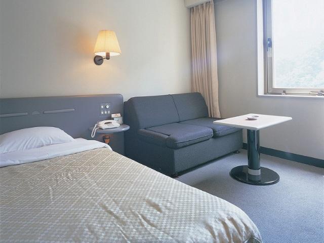 ホテルシューパロ シングルルーム