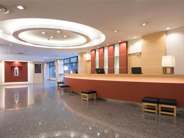 Tマークシティホテル札幌 フロント