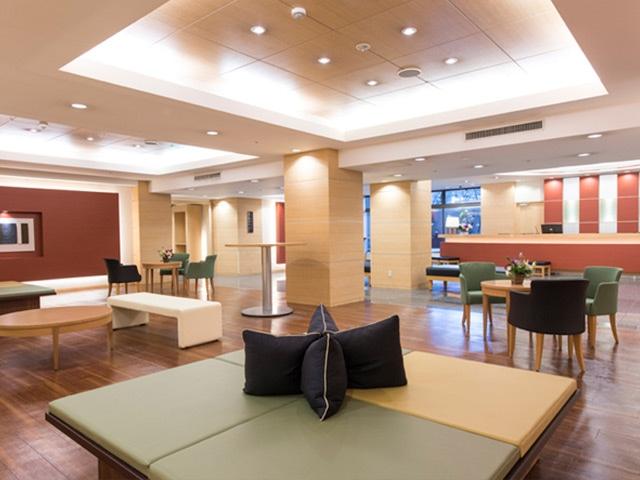 Tマークシティホテル札幌 ロビー