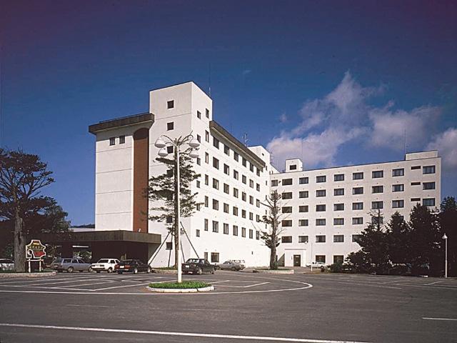 笹井ホテル 外観