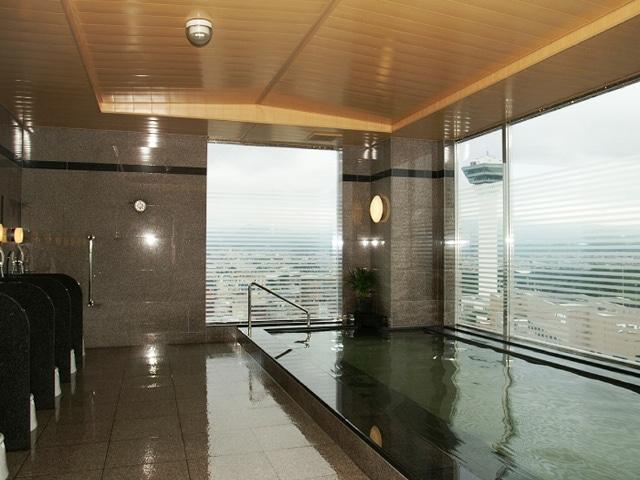 ルートイングランティア函館五稜郭 大浴場