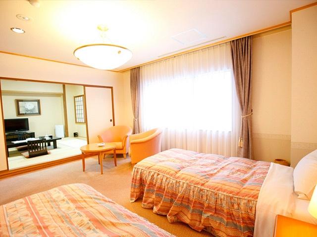 層雲閣グランドホテル 和洋室