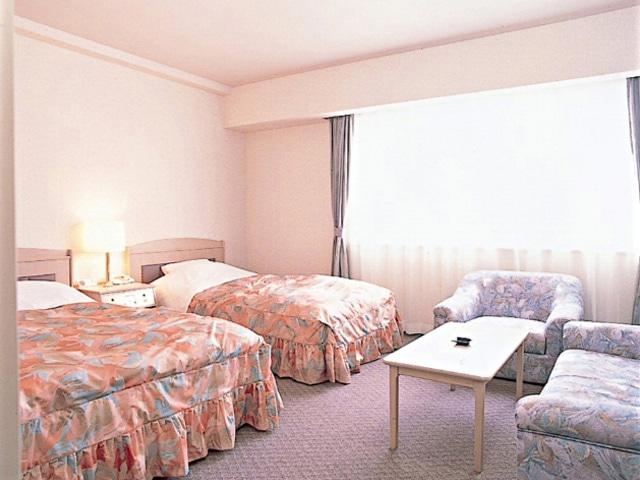 琴似グリーンホテル ツインルーム