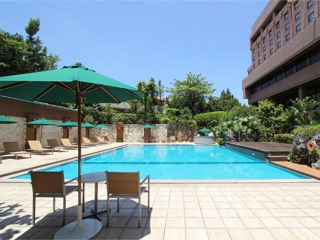 沖縄ハーバービューホテル プールイメージ