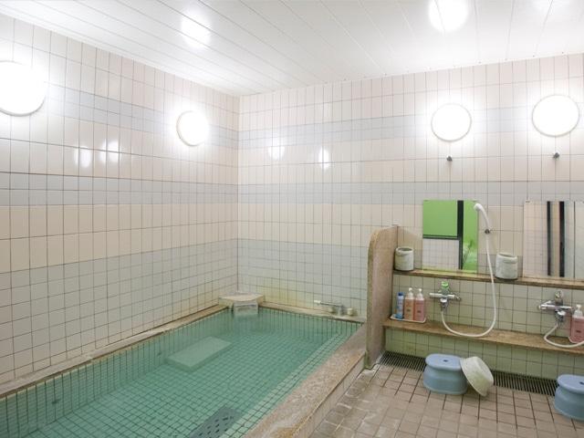 ルートイングランティア石垣 浴場