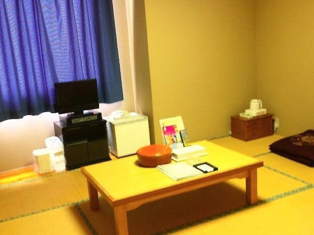 おきえらぶフローラルホテル 和室