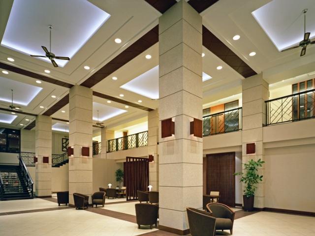 カフーリゾートフチャク コンド・ホテル ロビー