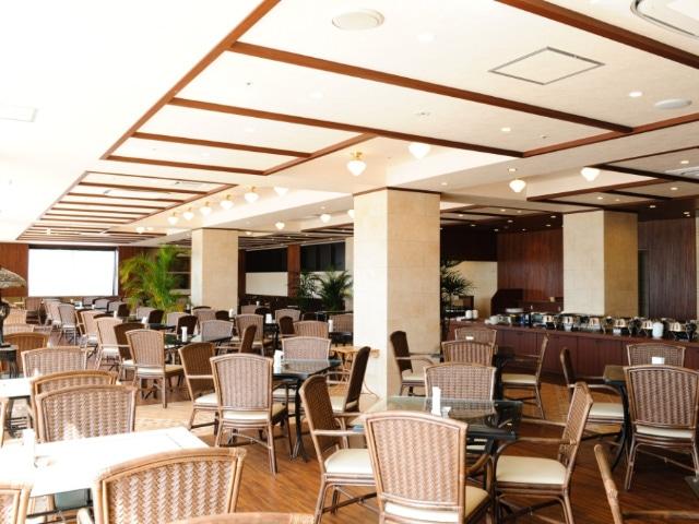 グランヴィリオリゾート石垣島オーシャンズウイング バイキングレストラン「ラ・メール」