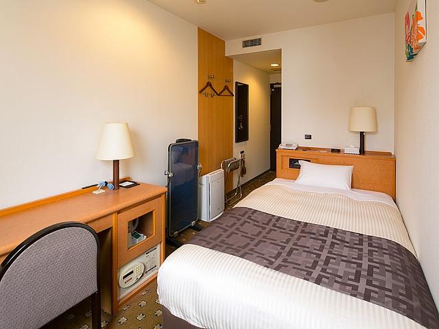 プレミアホテル-CABIN-札幌 シングルルーム